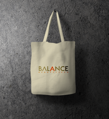 Personalizado Balance Beauty Tech (Bolso)